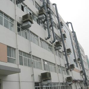 化工厂岗位送风系统工程