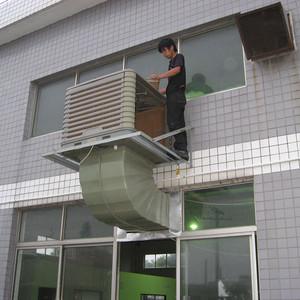 模具厂通风降温系统工程