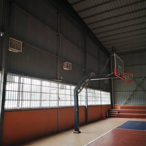 学校体育场馆通风降温工程
