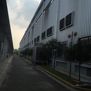 压铸厂通风降温系统工程